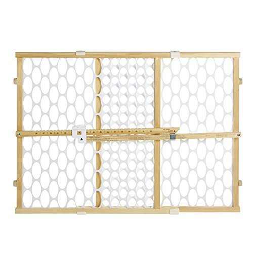 North States Supergate Quick-Fit Oval Mesh Gate by North States Industries