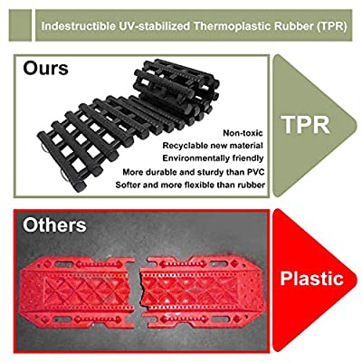 RELIANCER 2PC Traction Tracks Mats TPR 31.5