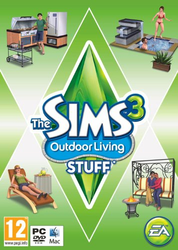 The Sims 3: Outdoor Living Stuff (PC) (輸入版) B004G090YW Parent