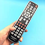 AVEEBABY Chunghop Combinational Remote Control Learn Remote for TV SAT DVD CBL DVB-T AUX Universal Controller with Code RM-L601 Backlight