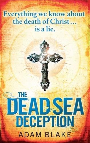 book cover of The Dead Sea Deception