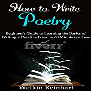 How to Write Poetry Audiobook