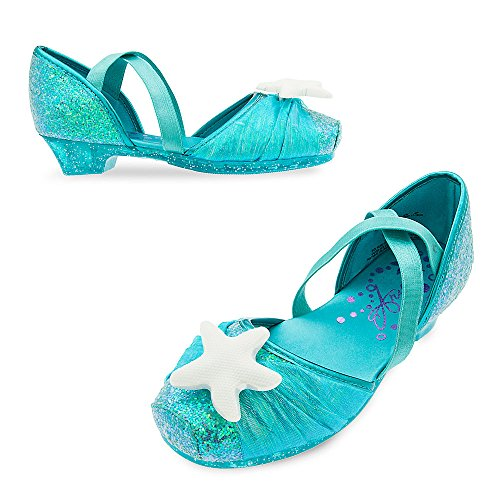 Disney Ariel Costume Shoes for Kids Size 2/3