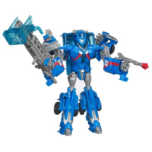 (Transformers Prime Robots in Disguise Voyager Class - Ultra Magnus Figure )