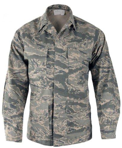 Shirt Coat Woman's Utility Air Force Camouflage 16 Short Digital Camo
