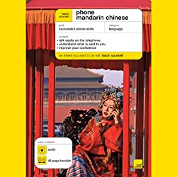 Teach Yourself Phone Mandarin Chinese