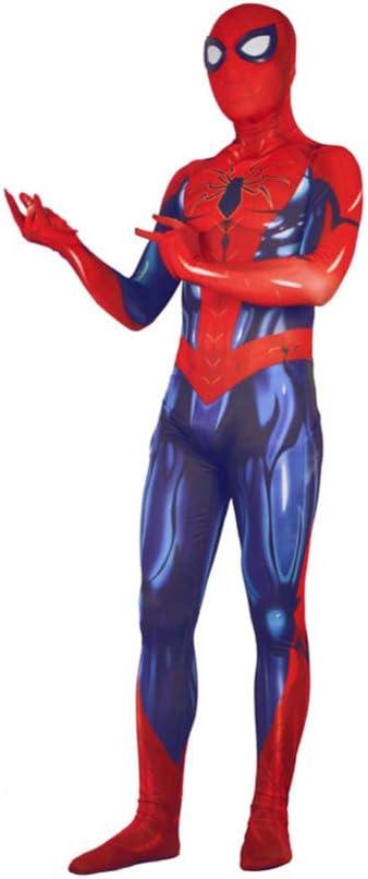 ERTSDFXA Spiderman Disfraces Adulto Disfraz De Vengadores ...