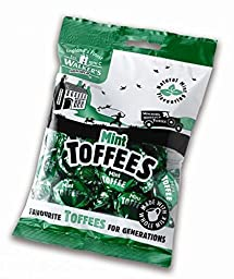 Walker\'s Nonsuch Mint Toffees 150g (Pack Of 2) New