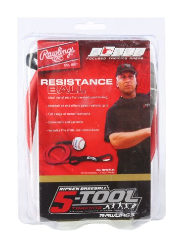 Rawlings Resistance Band With Baseball