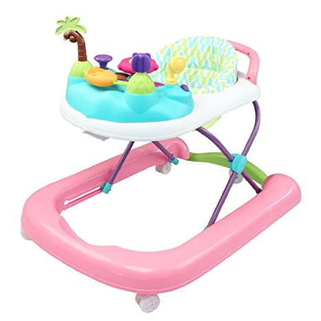 YUMEIGE Andadores Andador para Bebés Chasis grande en forma de U ...