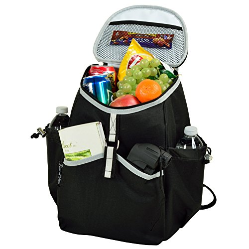 Picnic at Ascot 537-BLK Cooler Backpack
