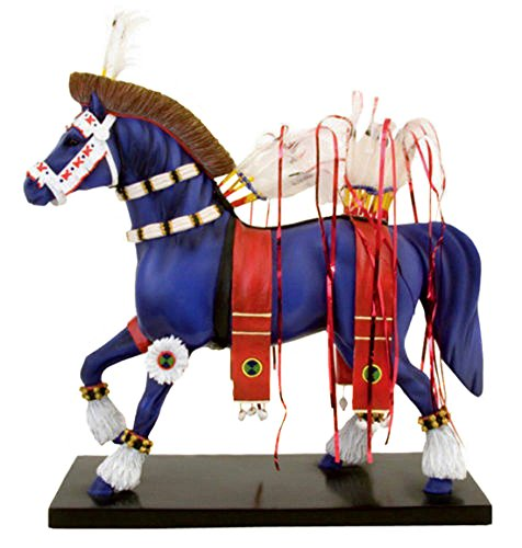 Trail of Painted Ponies - Fancy Dancer Figurine ()