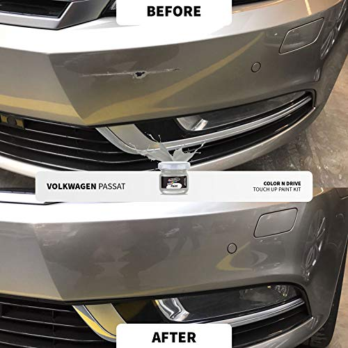 Ford Medium Wedgewood Pearl - LD Touch Up Paint for All F150, F-Series, Escape, Explorer, Fusion, Transit, Edge, Focus Paint Scrath and Chips Repair Kit - OEM Quality, Exact Color Match - Basic by Color N Drive (Image #7)