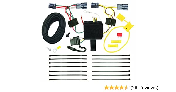 amazon com: tow ready 118506 t-one connector assembly for kia sorento:  automotive