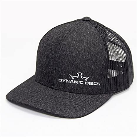 c03cefb244a Amazon.com   Dynamic Discs King D s Logo Snapback Mesh Disc Golf Hat ...