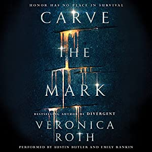 Carve the Mark Audiobook
