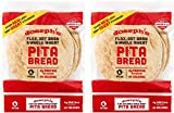 Josephs Flax Oat Bran and Whole Wheat Pita Bread, 8