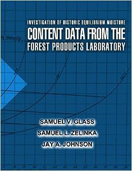 Investigation of Historic Equilibrium Moisture Content Data