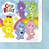 Care Bears Beverage Napkins 16ct