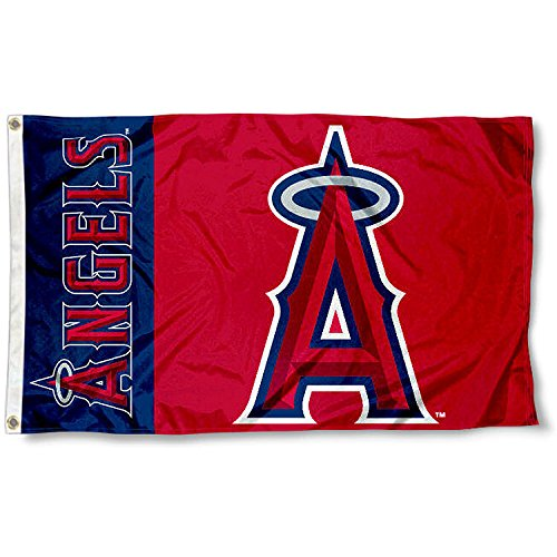 Angels Flag (LA Anaheim Angels Flag 3x5 MLB Banner)