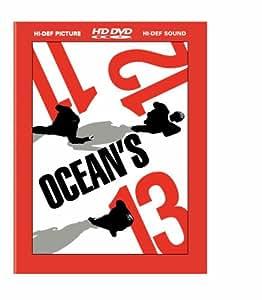 Ocean's Trilogy (Ocean's Eleven / Ocean's Twelve / Ocean's Thirteen) [HD DVD]