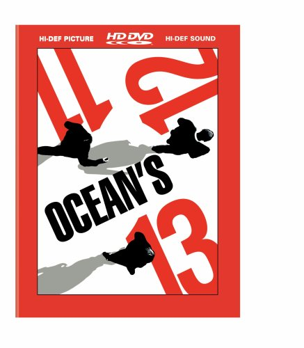 Buy ocean thirteen hd dvd
