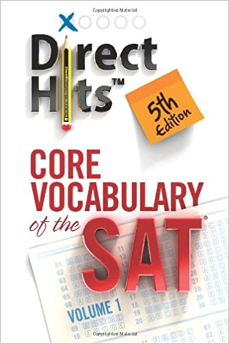 10 POINTS: SAT 1 Vocabulary?