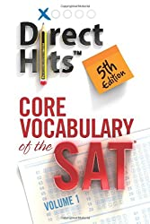 Direct Hits Core Vocabulary of the SAT: 1
