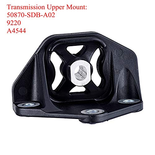 6pcs Engine Motor Mount Front, Rear, Right, Trans