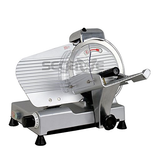 UBRTools Electric Meat Slicer 10. 0' Blade Home Deli Meat Food Slicer Premium Home Kitchen