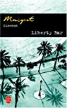 Liberty Bar par Georges Simenon