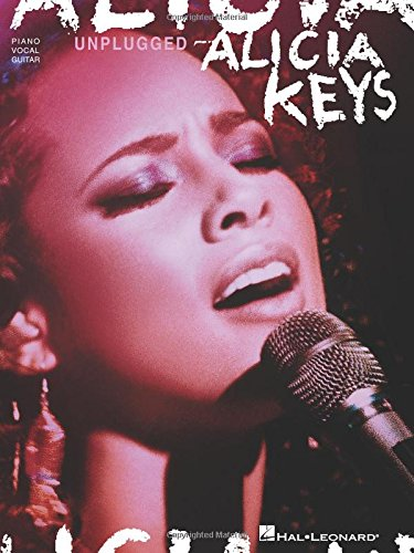 Alicia Keys - Unplugged (Piano - Vocal - Guitar Series)
