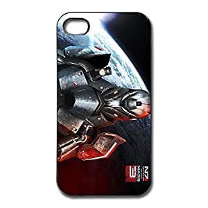 Mass Effect N7 Full Protection Case Cover For IPhone 4/4s - Summer Cover