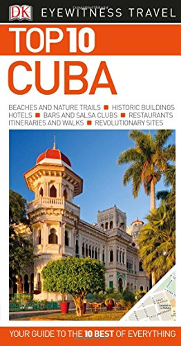 Top 10 Cuba (Eyewitness Top 10 Travel Guide)