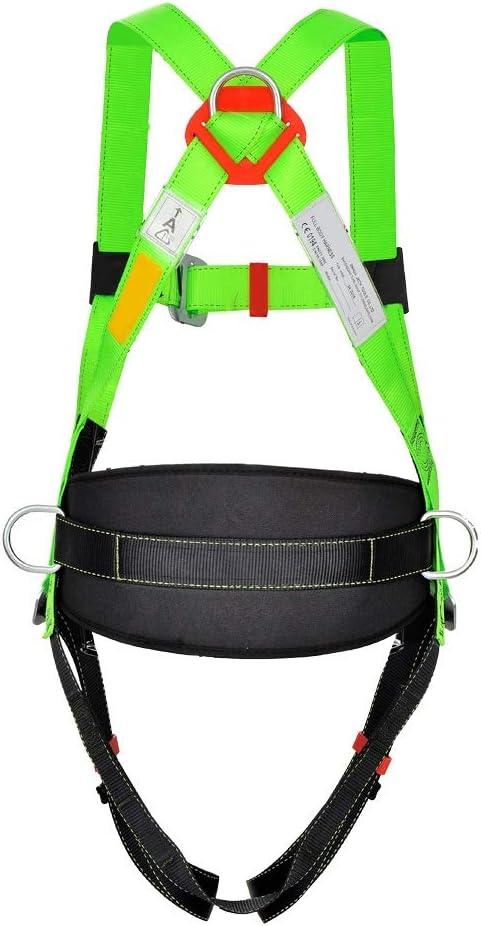 Arnés de cuerpo completo - Kit de seguridad para arneses de ...