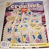 img - for Crochet With Heart February 1997 book / textbook / text book