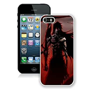 Hot Sale iPhone 5 5S Screen Case ,Bleach 7 White iPhone 5 5S Cover Unique And Popular Designed Phone Case