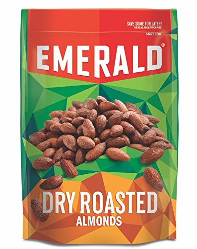 Emerald Roasted Almonds Ounce Resealable