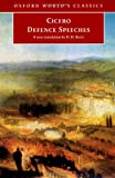 Defence Speeches, Marcus Tullius Cicero, 0192825127