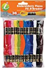 Jo-Ann Stores Cotton Embroidery Floss - Primary/36 Skeins
