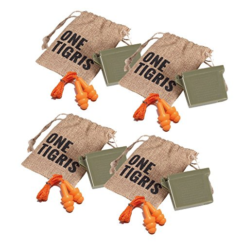 OneTigris Tactical Reusable Protection Shooting