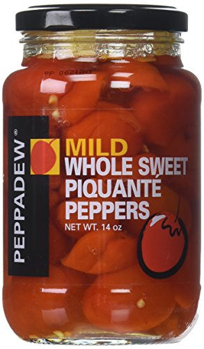 (Peppadew Whole Piquante Peppers Mild (400g))