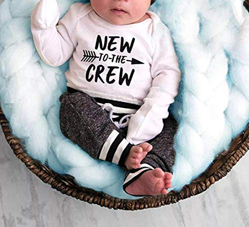 Baby Boy Clothes Newborn Infant Ontfit Long Sleeve
