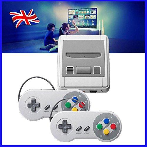 Nintendo Tv (2018 TV VIDEO GAMES, SMART HDMI CLASSIC BUILT IN 621 GAMES 2 CONTROLLER)