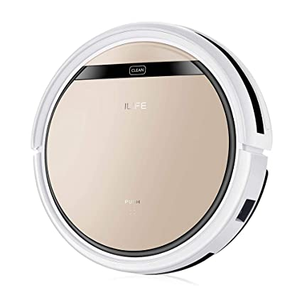 Amazon.com: ILIFE V5s Pro Robotic Vacuum Cleaner with Water Tank, Automatically Sweeping Mopping Floor Cleaning Robot: Home & Kitchen