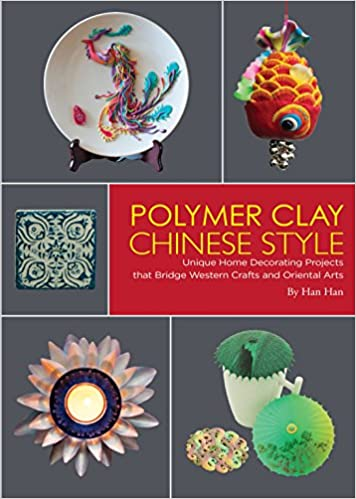 Polymer Clay Chinese Style Unique Home Decorating Projects