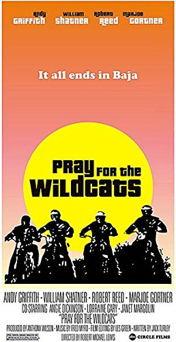 Pray for The Wildcats - 1974 - Movie Poster