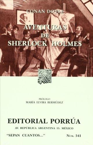 Aventuras De Sherlock Holmes (Spanish Edition)