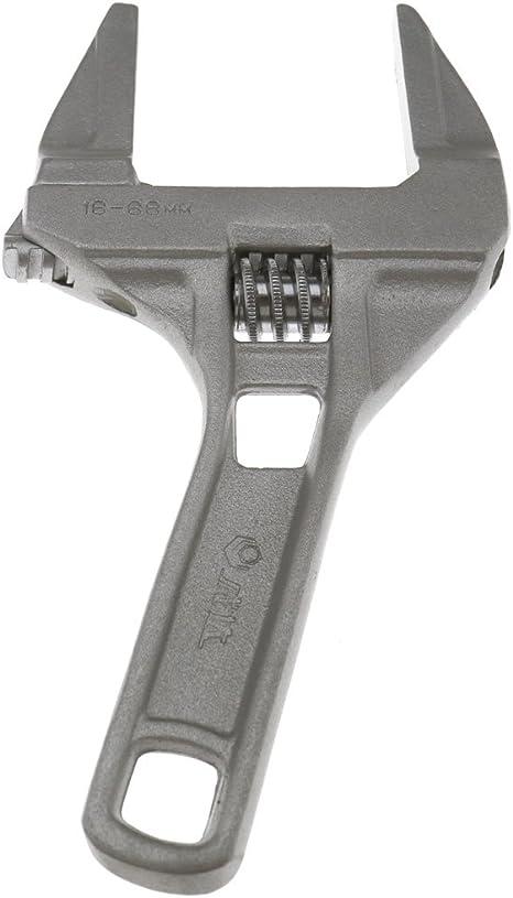 1 stück Mini-Schlüssel verstellbarer Schraubenschlüssel Stahl 2,5 Zoll//68 mm