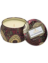 Voluspa Goji & Tarocco Orange Limited Decorative Mini Tin Candle 4 oz